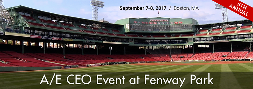 AEC CEO Event at Fenway Park