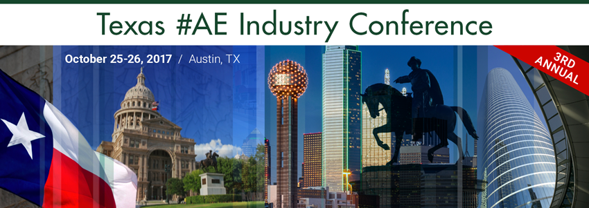 Texas #AE Industry Conference