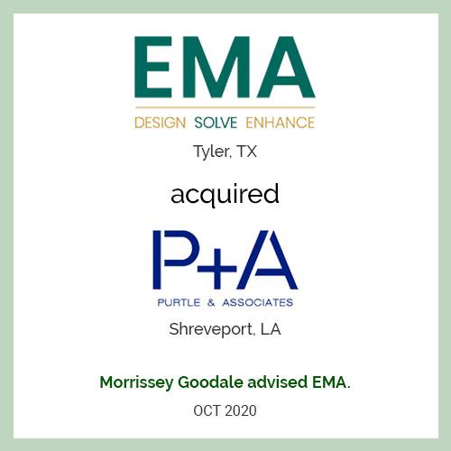 EMA acquired Purtle & Associates