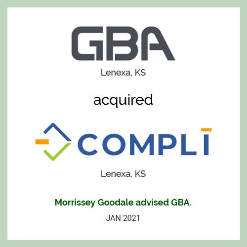 GBA Acquired Compli, LLC.