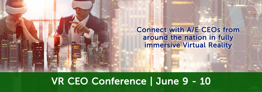 VR CEO Conference: June 9-10
